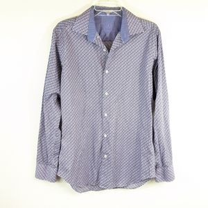 Bugatchi Uomo Shaped Fit button down shirt